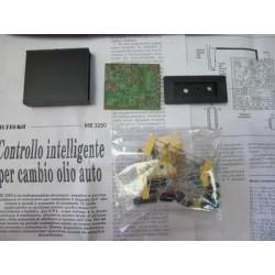 Kit para montar un Control inteligente para cambio de aceite del coche