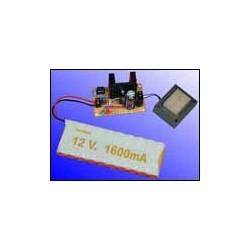 MK 3855 Cargador para baterías NiMh y NiCd