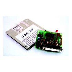 Kit para montar un Lector programador para PIC PIC16C84 y para PC16F84