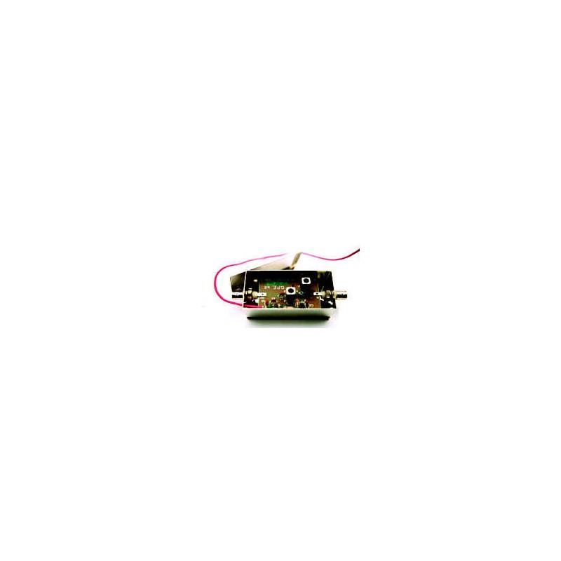 Kit electrónico para montar un Preamplificador Radio Frecuencia 27 MHz