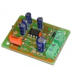 Amplificador 1,8W mono 1 canal 4/14V CC