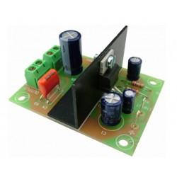 Amplificador 5W mono 1 canal 6/15VCC