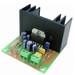 Amplificador ´RoadPower' 20W mono 1 canal 9/14VCC