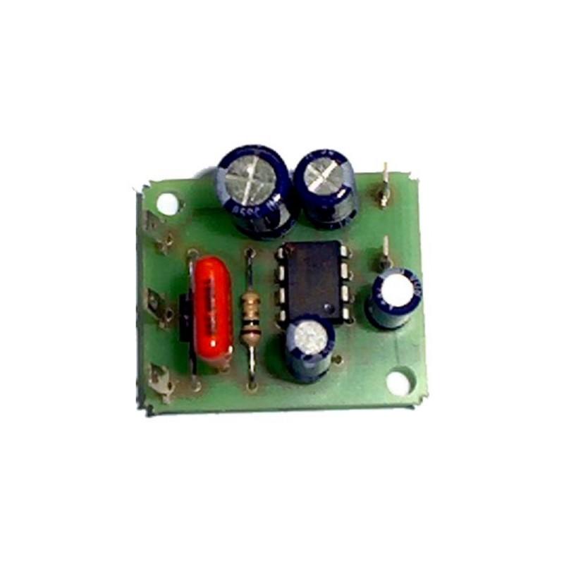 Amplificador 500 mW mono 1 canal