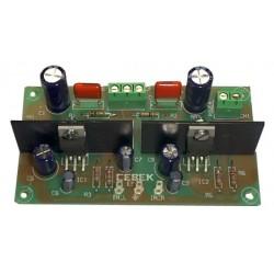 Amplificador 5W estéreo 2 canales 6/16 VCC