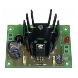Fuente de alimentación lineal 5V 800mA (fuente+transformador)