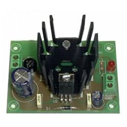 Fuente de alimentación lineal 24V 800mA (fuente+transformador)