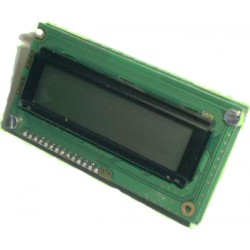 Lcd programable, Eprom 15 mensajes, 2 líneas, 16 caracteres