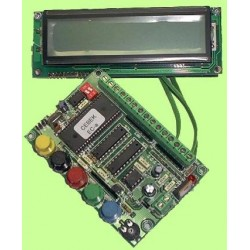Displays LCD programables