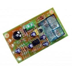 Detector audio c/ pines.Vox control 12VCC