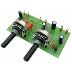 Control tonos mono 1 canal