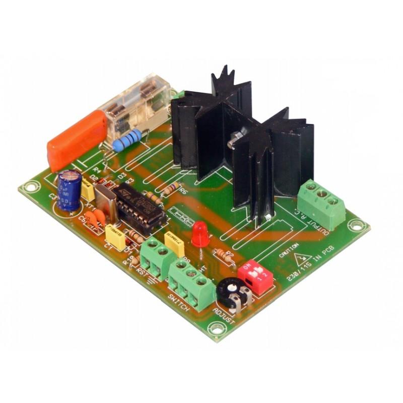 Regulador de luz día/noche 750W (p/Belenes)