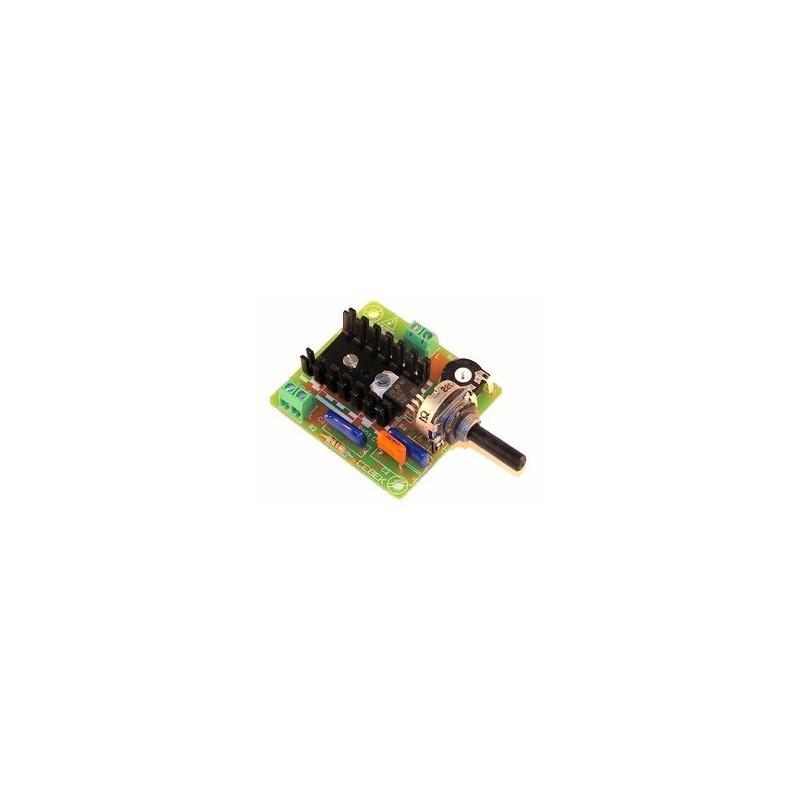 Regulador CA velocidad motor 750W