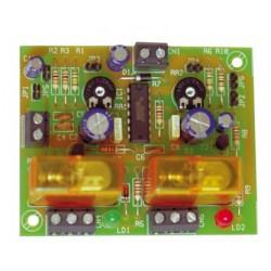 Temporizador secuencial 1 seg 3 minutos12VCC