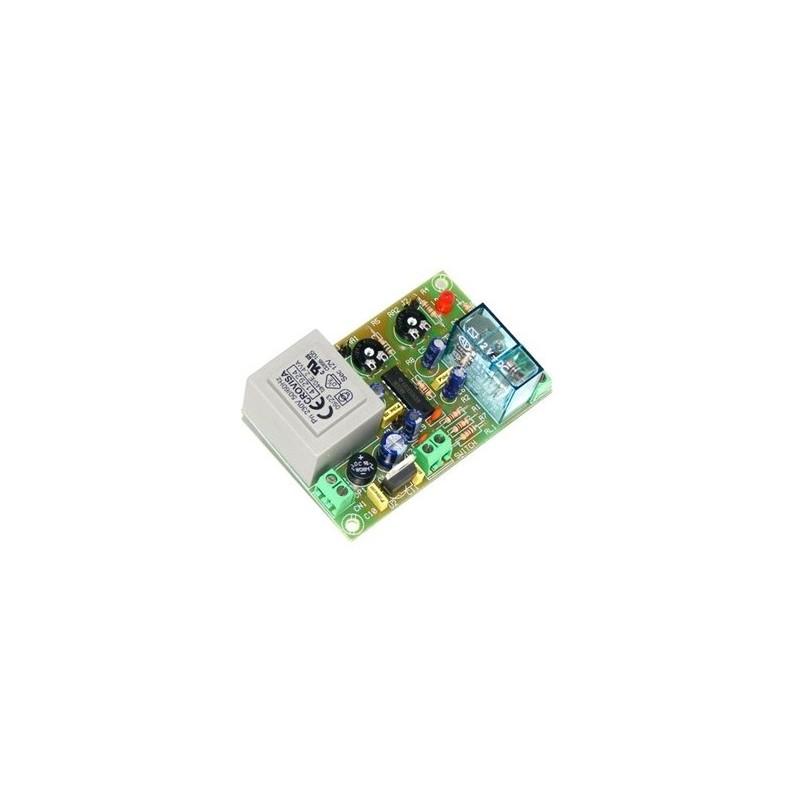 Temporizador retardador 1 seg 3 min 230V CA