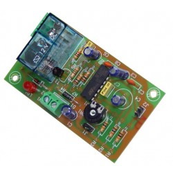 Temporizador retardador p/ marcha 2 a 45 min.12VCC