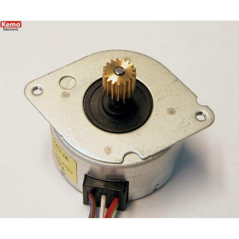 "Mini-motor paso a paso ""42SPM-24DJA"""