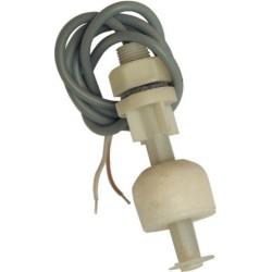 Sensor para nivel de líquidos, montaje vertical (agua)