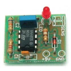 Revista Todoelectronica Nº37 + Kit electrónico Descalcificador electrónico