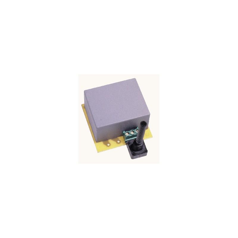 Regulador de carga/Estabilizador de tensión 12-24 V, hasta 500 m