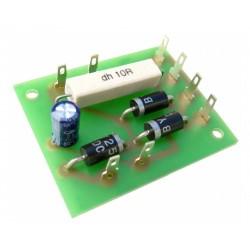Conmutador de batería auxiliar