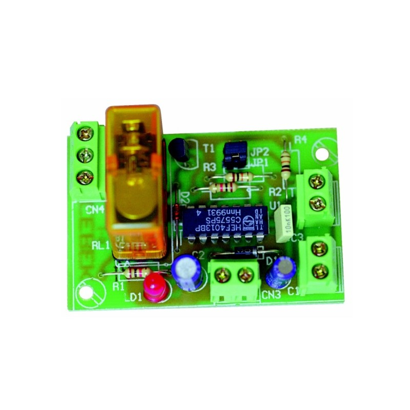 Báscula electrónica Flip-flop 12VCC