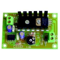 Intermitente 0,3 a 6 seg. Salida transistor 5-15 VCC