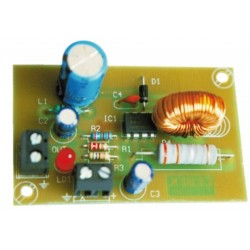 Convertidor Reductor DC-DC salida 24VDC 500mA