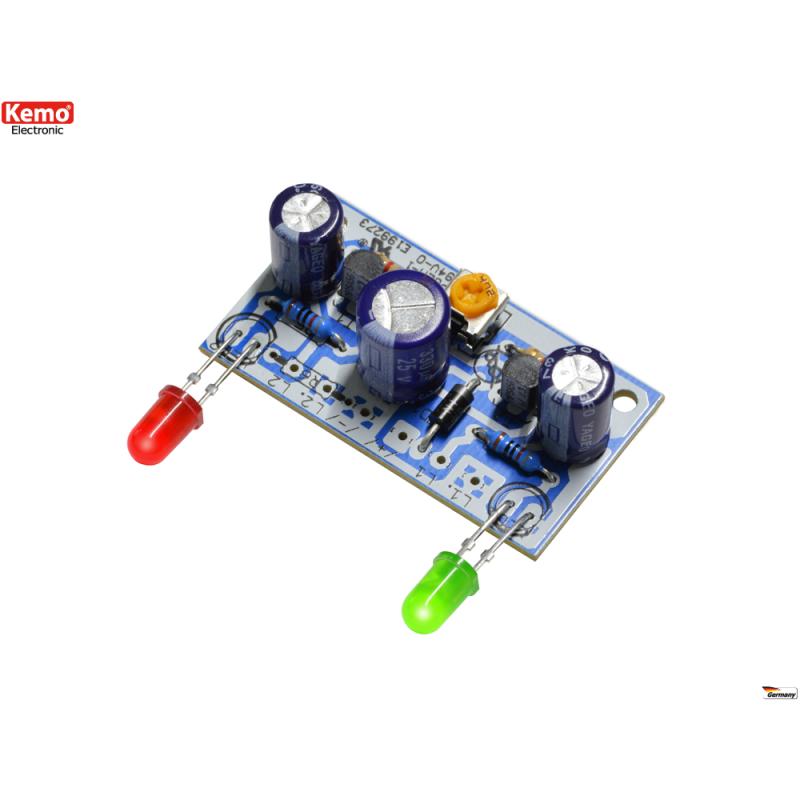 Intermitente / Intermitente Alternativo 6 - 12 V/DC