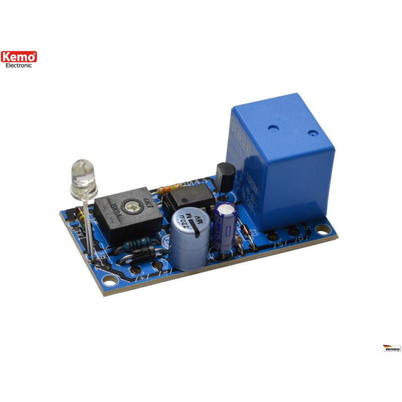 Barrera de luz 12 V/DC (kit para montar)