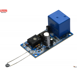 Interruptor térmico 12V/DC - kit para montar