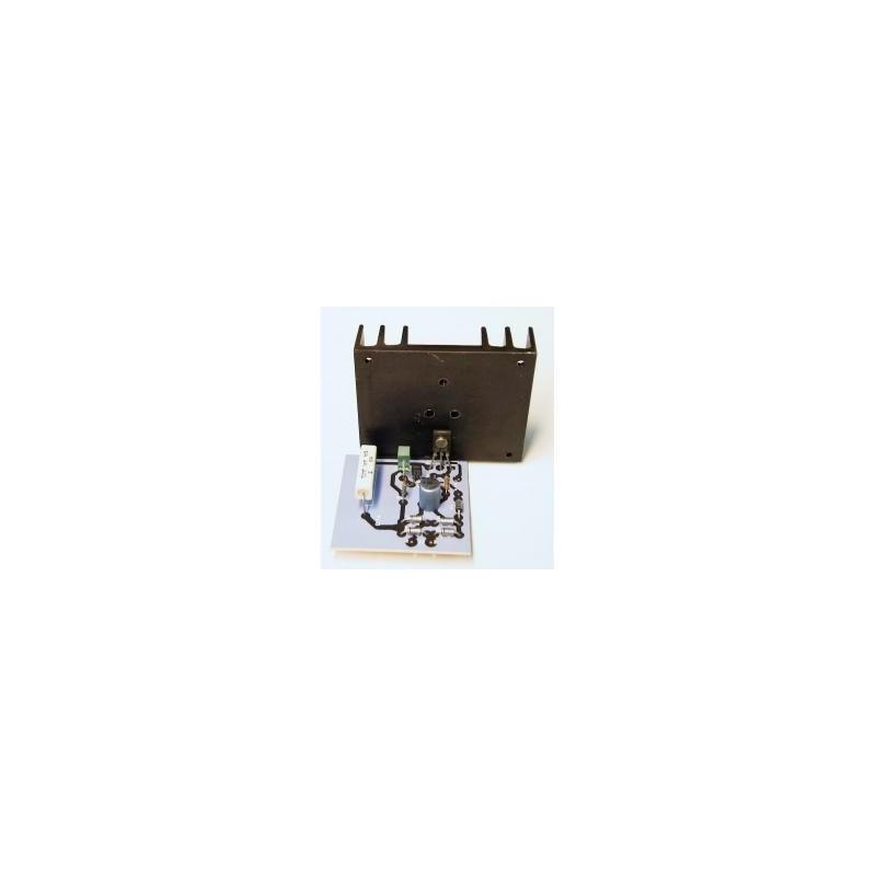 Universal Ni-Cd-accumulator battery charger, 5mA - 600mA [B079]