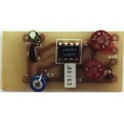 Light organ pre-amplifier [B106]