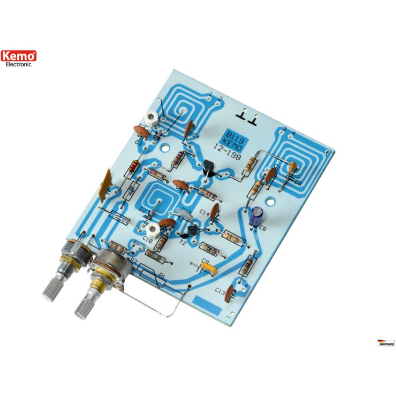 Convertidor radiofrecuencia  100...200 MHz [B119]