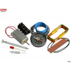El pequeño electrotécnico (a partir de 8 años) - kit para montar