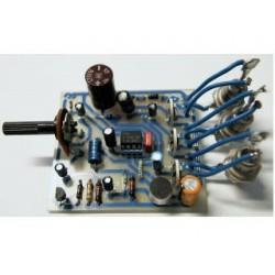Micrófono-órgano luminoso 3- canales para lámparas halógenas - kit para montar