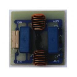 Super-Filtro antiinterferencias electrónico - kit para montar