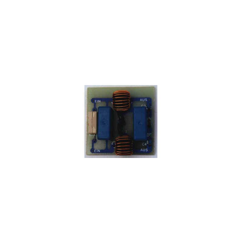 Electronical Super-Anti-Interference Filter [B176]