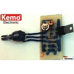 Regulador del número de revoluciones para mini-taladradoras 12. - kit para montar