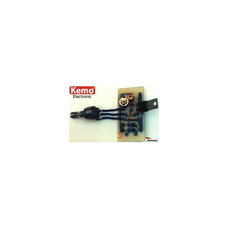 Regulador del número de revoluciones para mini-taladradoras 12-24V [B180]