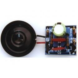 Mini-equipo de alarma - kit para montar