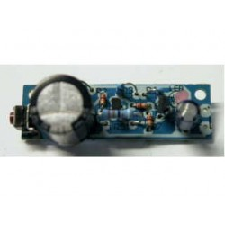 Mini-timer 9V (temporizador) - kit para montar