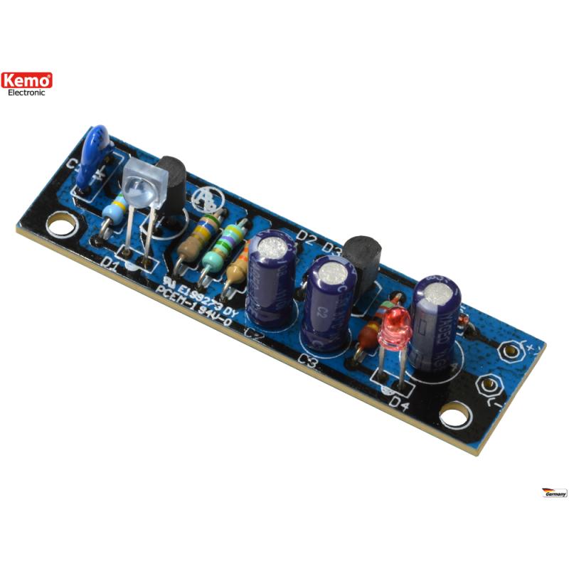 Detector infrarrojo [kit para montar]