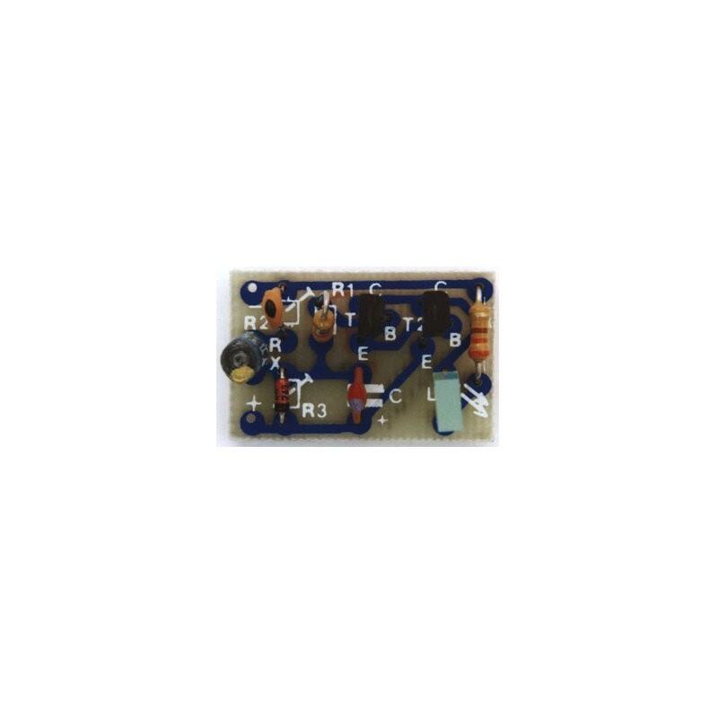 Indicador de intensidad de frecuencia- kit para montar