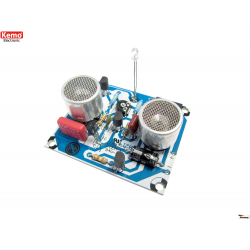 Sensor de proximidad - Aparato de alarma ultrasónico [B214]