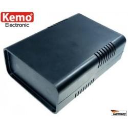 Caja con rejillas de ventilación, 95*135*45mm