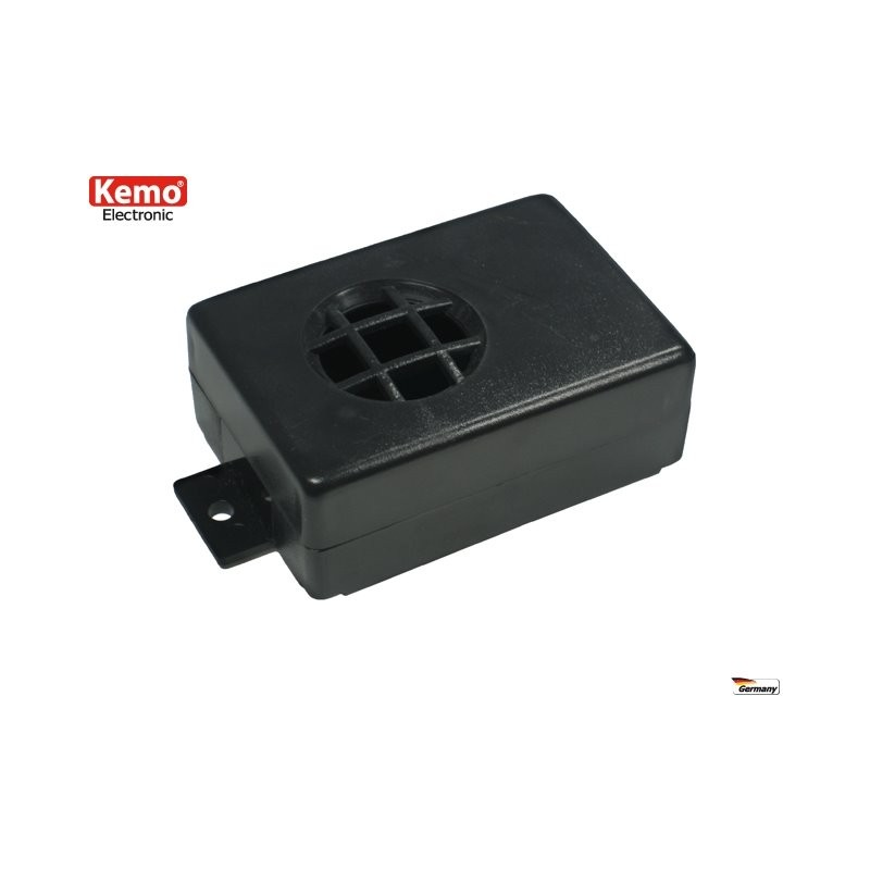 Caja para emisores de señales 72x50x28 mm