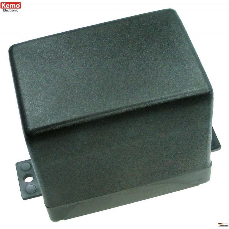 Caja con orejas de fijación 72 x 50 x 63 mm