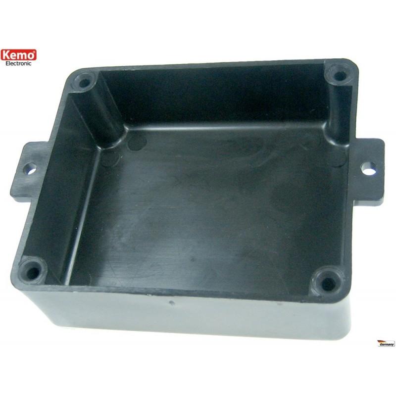 Caja para modulo, con orejas de fijación,  70*60*23mm