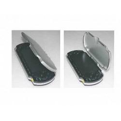 Carcasa Frontal Transparente PSP Fat